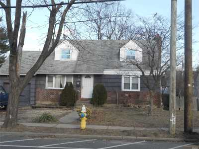 East Meadow Single Family Home For Sale
