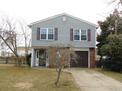 Massapequa Single Family Home For Sale: 131 Spring St