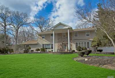 Dix Hills Single Family Home For Sale: 5 Tree Hollow Ln