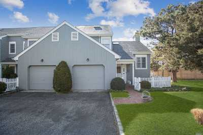 Westhampton Bch Condo/Townhouse For Sale: 34 Brittany Ln