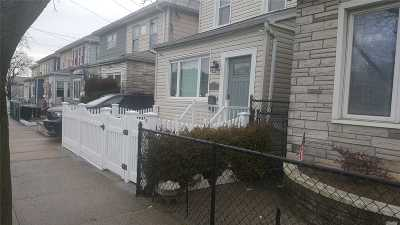 Ozone Park Single Family Home For Sale: 90-47 Silver Road