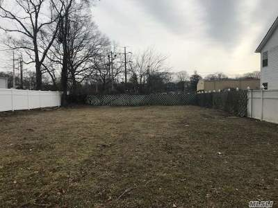 Ronkonkoma Residential Lots & Land For Sale: 29 Lakewood Ave