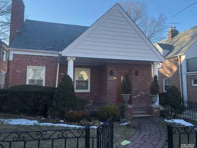 Forest Hills Single Family Home For Sale: 108-30 67 Ave