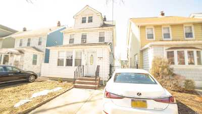 Queens Village Single Family Home For Sale: 88-48 Winchester Blvd Blvd