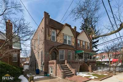 Brooklyn Multi Family Home For Sale: 1706 E 33rd St
