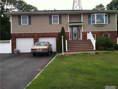 Lake Ronkonkoma Single Family Home For Sale: 44 Avenue D
