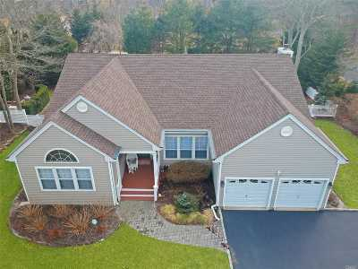 Westhampton Single Family Home For Sale: 2 Wood Hollow Dr