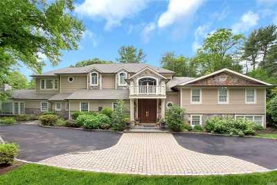 Brookville Single Family Home For Sale: 10 Hemlock Dr