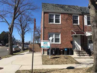 Floral Park Multi Family Home For Sale: 255-01 E Williston Ave