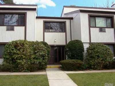 Ronkonkoma Condo/Townhouse For Sale: 91 Richmond Blvd #2B