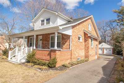 Medford Single Family Home For Sale: 75 Ohio Ave