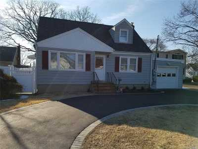 W. Babylon Single Family Home For Sale: 242 Arnold Ave