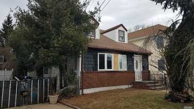 Hempstead Single Family Home For Sale: 51 Willow Ave
