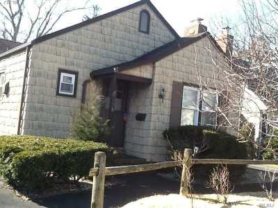 Babylon Single Family Home For Sale: 196 Locust Ave
