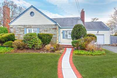 Lynbrook Single Family Home For Sale: 12 Rowe Ave