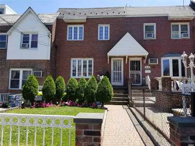 Multi Family Home For Sale: 20-17 37th St