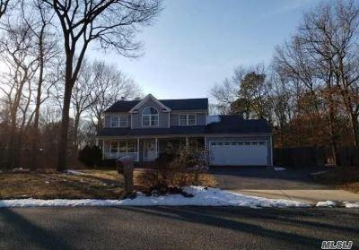 Ridge Single Family Home For Sale: 8 Farmhouse Dr