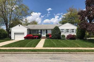 Wantagh Single Family Home For Sale: 2965 Campbell Ave