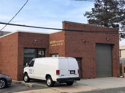 Lynbrook Commercial For Sale: 43 Hutcheson Pl