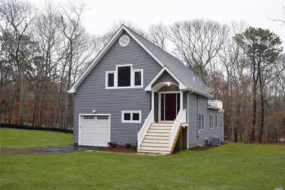 Hampton Bays Single Family Home For Sale: 3 Whippoorwill Ln