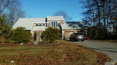 Mastic Beach Single Family Home For Sale: 31 Wavecrest Dr