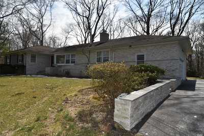 Dix Hills Single Family Home For Sale: 171 Deer Park Rd