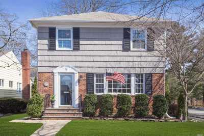 Garden City Single Family Home For Sale: 71 Jackson St