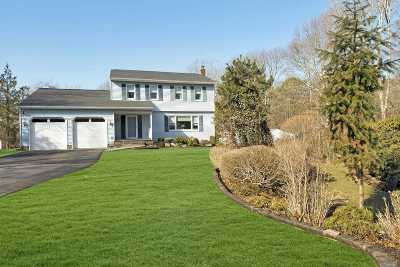 Yaphank Single Family Home For Sale: 194 Gerard Rd