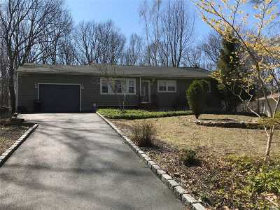 Setauket Single Family Home For Sale: 32 Black Locust Ave