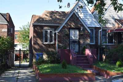 Single Family Home For Sale: 25-36 98th St