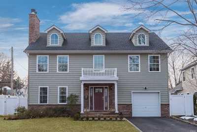 Huntington Single Family Home For Sale: 229 Nassau Rd