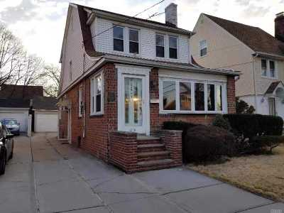 Queens Village Single Family Home For Sale: 109-37 212th St