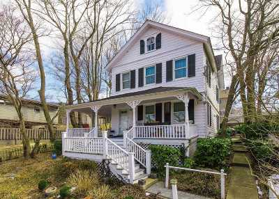 Roslyn Single Family Home For Sale: 54 Bryant Ave