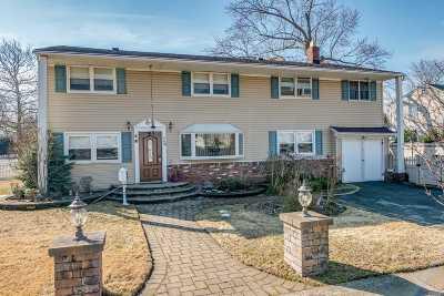 Massapequa Single Family Home For Sale: 26 Shoreham Rd