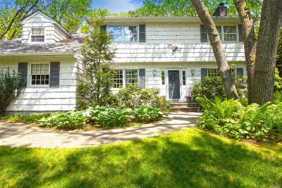 Setauket Single Family Home For Sale: 37 Mount Grey Rd