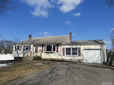 Ronkonkoma Single Family Home For Sale: 5 David Ln
