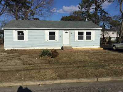 Wyandanch Single Family Home For Sale: 93 S 24th St