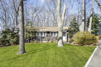 Northport Single Family Home For Sale: 21 Rowley Dr
