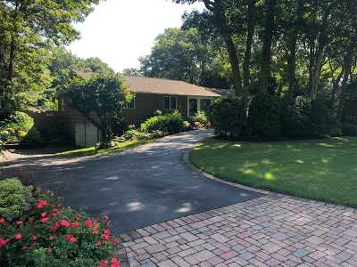 Dix Hills Single Family Home For Sale: 14 Yardley Dr
