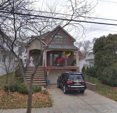 Flushing Single Family Home For Sale: 29-44 160 St