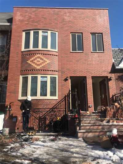 Elmhurst Multi Family Home For Sale: 51-03 Jacobus St