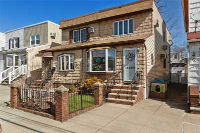 Bayside Single Family Home For Sale: 33-29 200 St