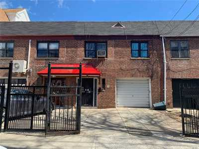 Elmhurst Multi Family Home For Sale: 42-15 94th St