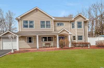 E. Setauket Single Family Home For Sale: 289 Sheep Pasture Rd