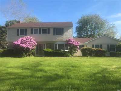 Stony Brook Single Family Home For Sale: 29 Millbrook Dr
