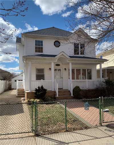 Floral Park Single Family Home For Sale: 80-42 261st St