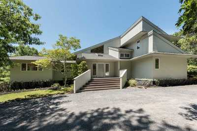 Water Mill Single Family Home For Sale: 249 Roses Grove Rd