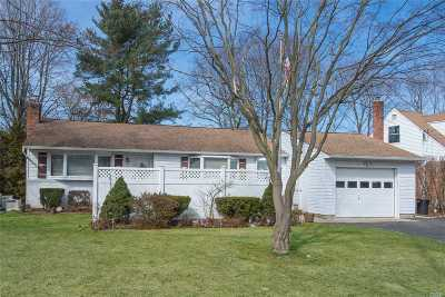 Commack Single Family Home For Sale: 2 Marvin Ln