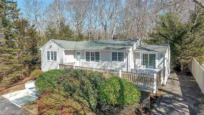 Cutchogue Single Family Home For Sale: 2705 W Creek Ave