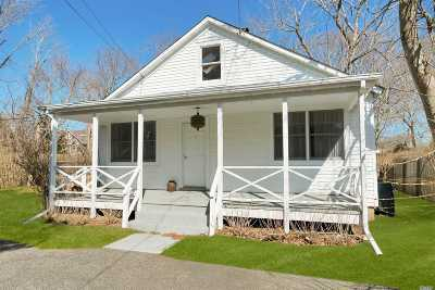 Southampton Single Family Home For Sale: 129 Toylsome